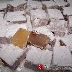 Candy Recipes, Dessert Recipes, Desserts, Cookbook Recipes, Cooking Recipes, Candy Shop, Yams, Trifle, Greek Recipes