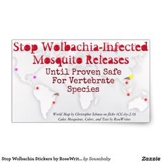 Wolbachia-infected mosquito safety was only tested on spiders, spider eggs, soil, plant leaves, plant roots, earthworms, and millipedes. What happens when birds or aquatic life consumes Wolbachia-infected Aedes larvae? And when Culex mosquitoes (proven to be  a Zika vector) also acquire it: http://www.infobarrel.com/Why_We_Need_to_Investigate_Wolbachia-Infected_Mosquito_Releases