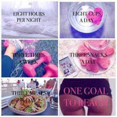 a healthy life \\u2728 www.mydreamshape.com for all the fitness tips you need! :)