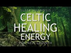 Welcome to this sleep hypnosis for Celtic healing energy, to encourage a natural healing for your mind, body and spirit, and to clear negativity for new grow. Guided Meditation For Sleep, Meditation Music, Holistic Healing, Natural Healing, Hypnosis Scripts, Learn Hypnosis, Hypnotherapy, New Growth