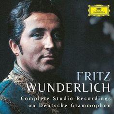Fritz Wunderlich - Complete Studio Recordings on DG