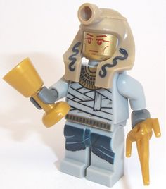 Lego Golden Mummy Minifigure & Accessories | eBay
