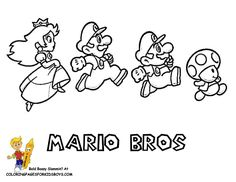 Print Out This Mario Bros Bowser Coloring Page Fo Real Tell Other Kids Your Eyeballs Found YesColoring