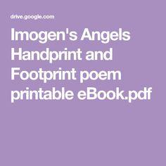 Imogen's Angels Handprint and Footprint poem printable eBook.pdf