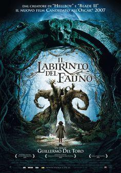 """""""Il labirinto del fauno"""" di Guillermo del Toro (2006)"""