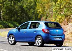 2018-2019 Dacia Sandero