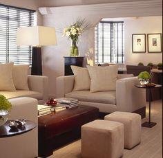 Neutral lounge