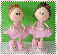 Fofuchas bailarinas. https://www.facebook.com/media/set/?set=a.167432213423600.1073741833.104825986350890&type=3