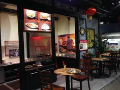 [BLOG] Take Me There: China Top 10—The Restaurant | The Children's Museum of Indianapolis | In this blog series of Take Me There China's top 10 exhibit spots, see the sights that inspired our recreation of modern China, and learn what your family can experience during your visit.