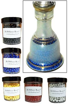 The Diffuser Beads for Hookahs and Water Pipes