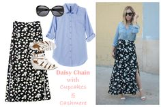 Get the Daisy Chain look just like Cupcakes and Cashmere  #spring #springfashion #thewarehouse