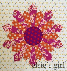 elsie's girl: dots and low volume: stars for a block lottery