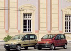 2002 Fiat Multipla, das hässlichste Auto der Welt