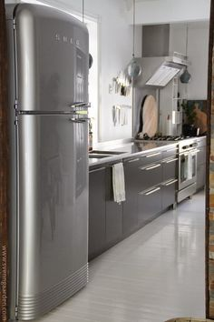 Our Kitchen - Love my smeg <3