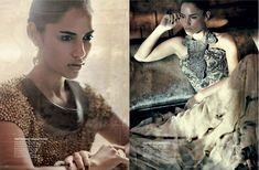 Tarun Khiwal Photography | E_DITORIAL / ELLE / GOLD RUSH