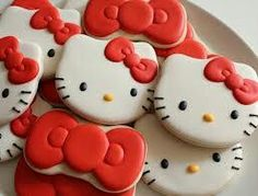 Hello Kitty Cookies!