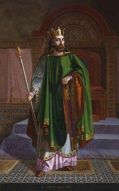 García I de León (c. 870-914) fue el primer rey de León, entre 910 y 914. Fue hijo de Alfonso III «el Magno», rey de Asturias, y de la reina Jimena de Asturias. Fue hermano de los reyes Ordoño II y...