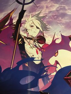 Lancer of Red - Karna Character Concept, Character Art, Character Design, Fate Zero, Anime Style, Top Imagem, Fate Anime Series, Fantastic Art, Fate Stay Night