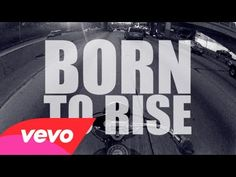 Redlight King - Born to Rise (Official Lyric Video) Love this song! Makes me think of all the patriots restoring the country!