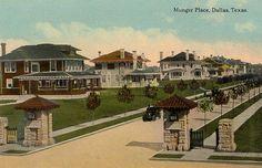 vintage texas postcards 1930...