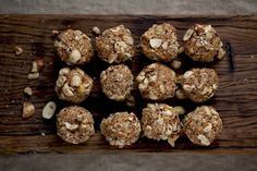 Protein Balls Recipe / The HealthyChef