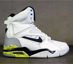 Nike Air Command Force – Hot Lime