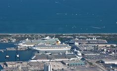 Port Everglades & Cruise Ships