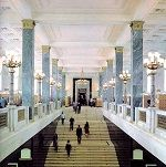 The RussianState Library is the biggest in Europe and second in the World after Library of Congress in the USA. The RussianState Libraryis located in Moscow and was founded in 1862.