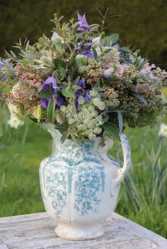 Large jug arrangement - Florist in the Forest