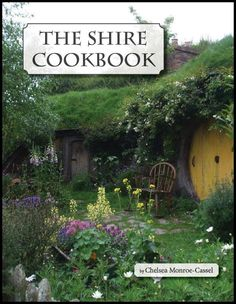The Shire Cookbook.  Hope this comes out soon. I know my #hobbits will be looking forward to it!