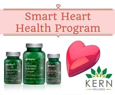 Smart heart health program to protect your heart from heart disease, cholesterol and high blood pressure. Smart, natural solutions that work.