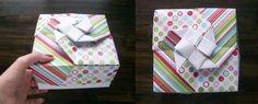 Making gift boxes