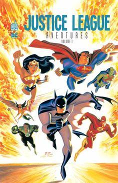 JUSTICE LEAGUE AVENTURES tome 7 (24 mars 2017) // Lors qu'une menace d'ordre planétaire fait surface, lorsqu'aucune issue n'est possible et qu'aucun super-héros n'est capable de braver le danger seul, c'est à la Ligue de Justice d'entrer en action. Composée de Superman, Wonder Woman, Batman, Green Lantern, Flash, Hawkgirl et du Limier Martien, cette équipe de super-héros aux pouvoirs et aux capacités aussi variés que la personnalité de ses membres veille sur notre Terre.  #urban #comics…