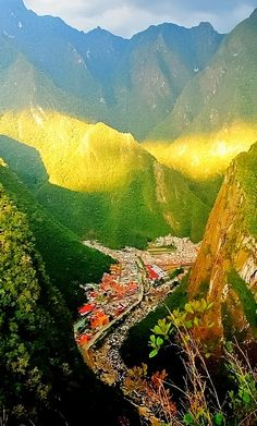 Aguas Calientes, Peru | Incredible Pics