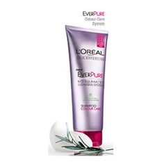 How many likes can we get for this free sample of L'OreaL EverPure Color Care System!    REPIN to help your friends get this for free!    Click the image to get your free sample