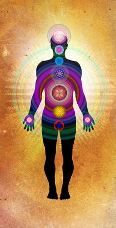 Healing is a technique where we cure a person's chakras or energy body (Aura) to make changes in his physical body, as physical body is connected to them and change in any one makes the change happen in other. Chakra Healing is a healing technique which f Chakras Reiki, Body Chakras, Kundalini, Les Chakras, Guided Meditation, Meditation Scripts, Meditation Retreat, Auras, Ayurveda