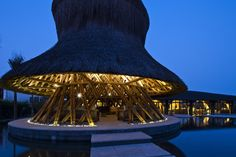Hay Hay Restaurant and Bar / Vo Trong Nghia Architects