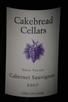 Cakebread Cabernet
