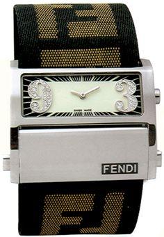 f3bc515c2beb 12 Best Fendi images   Fendi, Clocks, Woman watches