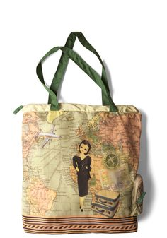 Je T'aime Airport Bag. Voulez-vous venir avec moi cette soirée ?