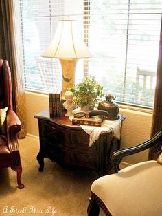 A Stroll Thru Life: Table Vignettes and a Giveaway