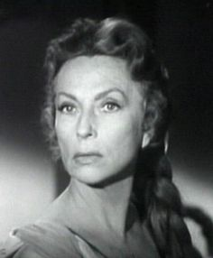 Agnes Moorehead -- Dark Passage, Johnny Belinda, Pollyanna - and the TV series:  Bewitched as Endora