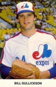 Bill Gullickson Famous Baseball Players, Best Baseball Player, Major League Baseball Teams, Better Baseball, Mlb Teams, Expos Baseball, Baseball Photos, Baseball Cards, Expos Montreal