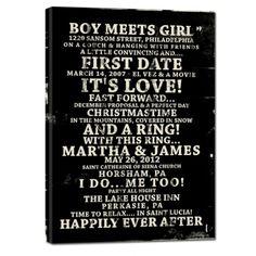 Boy Meets Girl ..  I do! ... me too!
