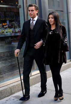 Kourtney Kardashian Photo - Kourtney Kardashian and Scott Disick Take a Walk in Tribeca