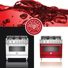 Bertazzoni design always understands the skills and needs of the modern cook, with imaginative details and the good looks for which Italians are renowned. Contemporary, Modern, Colours, Traditional, Pictures, Cook, Design, Italia, Photos