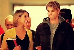 Sam and Quinn - Fabrevans