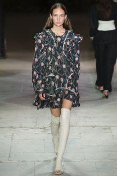 #IsabelMarant  #fashion #Koshchenets    Isabel Marant Spring 2017 Ready-to-Wear Collection Photos - Vogue