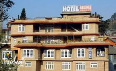 Situated within the heart of Chamba town, building Aroma Palace is that the dream destination for tourists