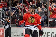 Brandon Pirri #37 Chicago Blackhawks